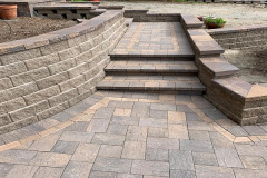 Retaining-Wall-and-Driveway-with-Steps-Federal-Way-Wingard
