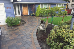 Front-Driveway-Walkway-And-Artificial-Turf-by-Aguiar-Pavers