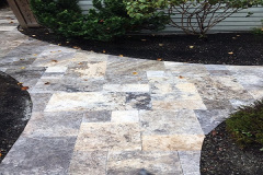 Walkway-With-Travertine-By-Aguiar-Pavers2