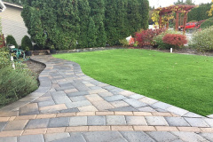 Walkway-and-Artificial-Grass
