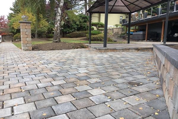 Aguiar Pavers, LLC Patio, Retaining Wall And Walkway