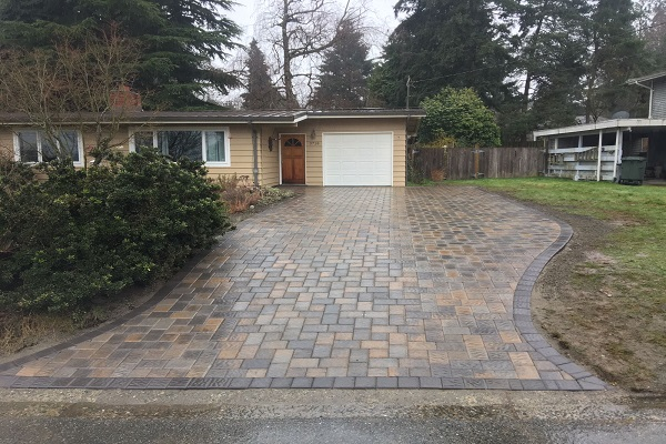 Driveway With Paving Stones Expert Paver Company