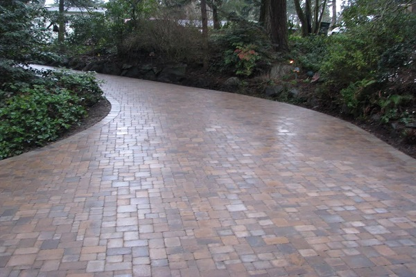 Paving Stone Driveway Bellevue Expert Paver Company